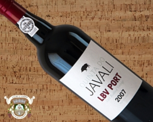 Quinta do Javali LBV 2007